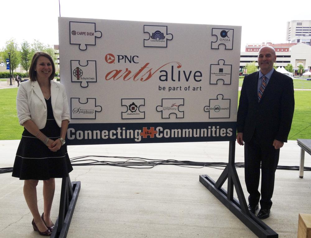 Dublin Arts Council receives PNC Arts Alive grant award