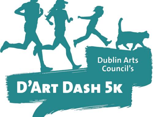 Announcing the inaugural D'Art Dash 5k Run/Walk!