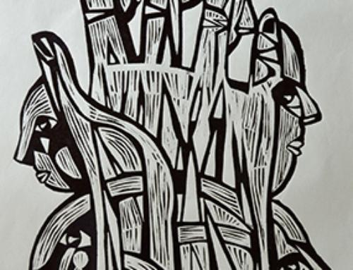 Muralist and Printmaker Mono González