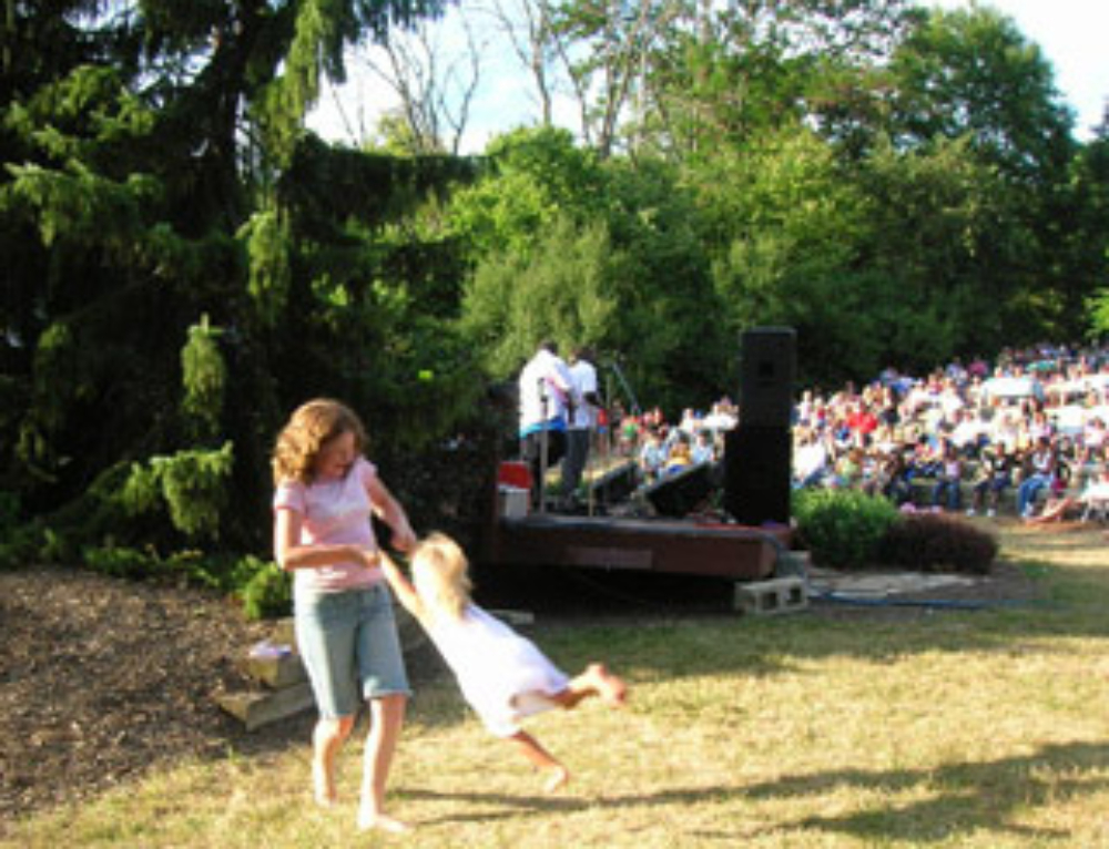 A first-timer's guide to the DAC Sundays at Scioto summer concert series