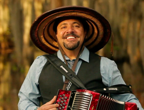 Week 5: Sept. 12 – Terrance Simien  & The Zydeco Experience